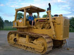 Cat D8H and I