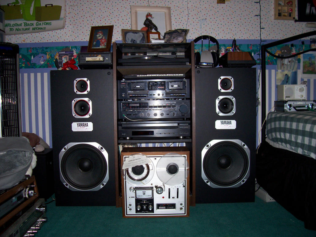 Yamaha Natural Sound Audiophile Speakers Nsx