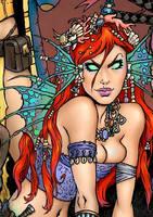Apocalypse Ariel by TessFowler