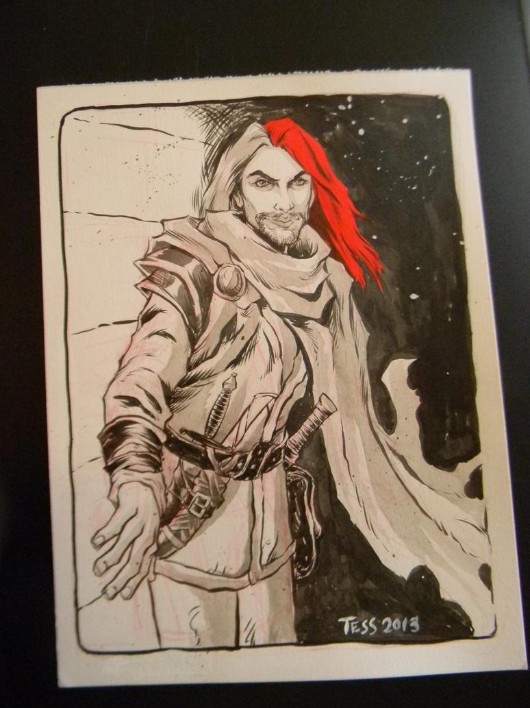 Jaqen H'ghar by TessFowler