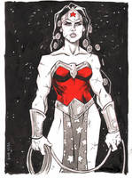 Wonder Woman 9x12 by TessFowler