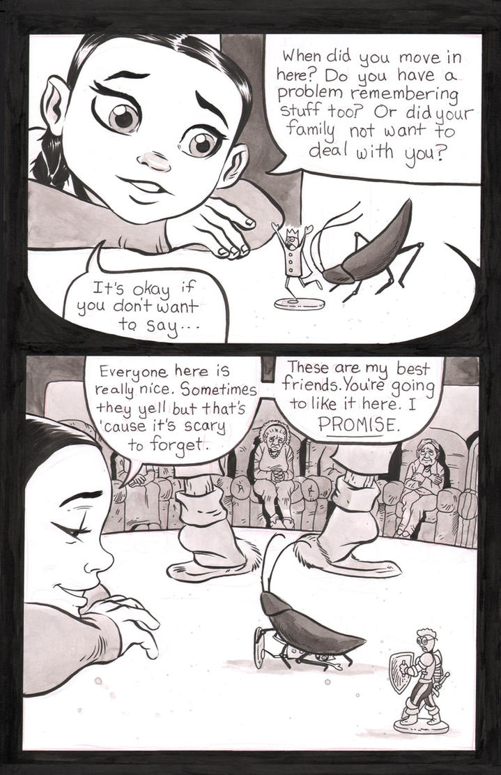 The Rascals Page 5 by TessFowler