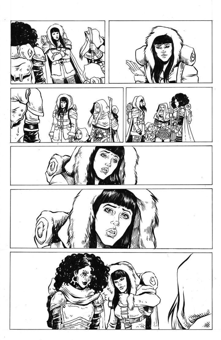 Rat Queens 11 Page 13 by TessFowler