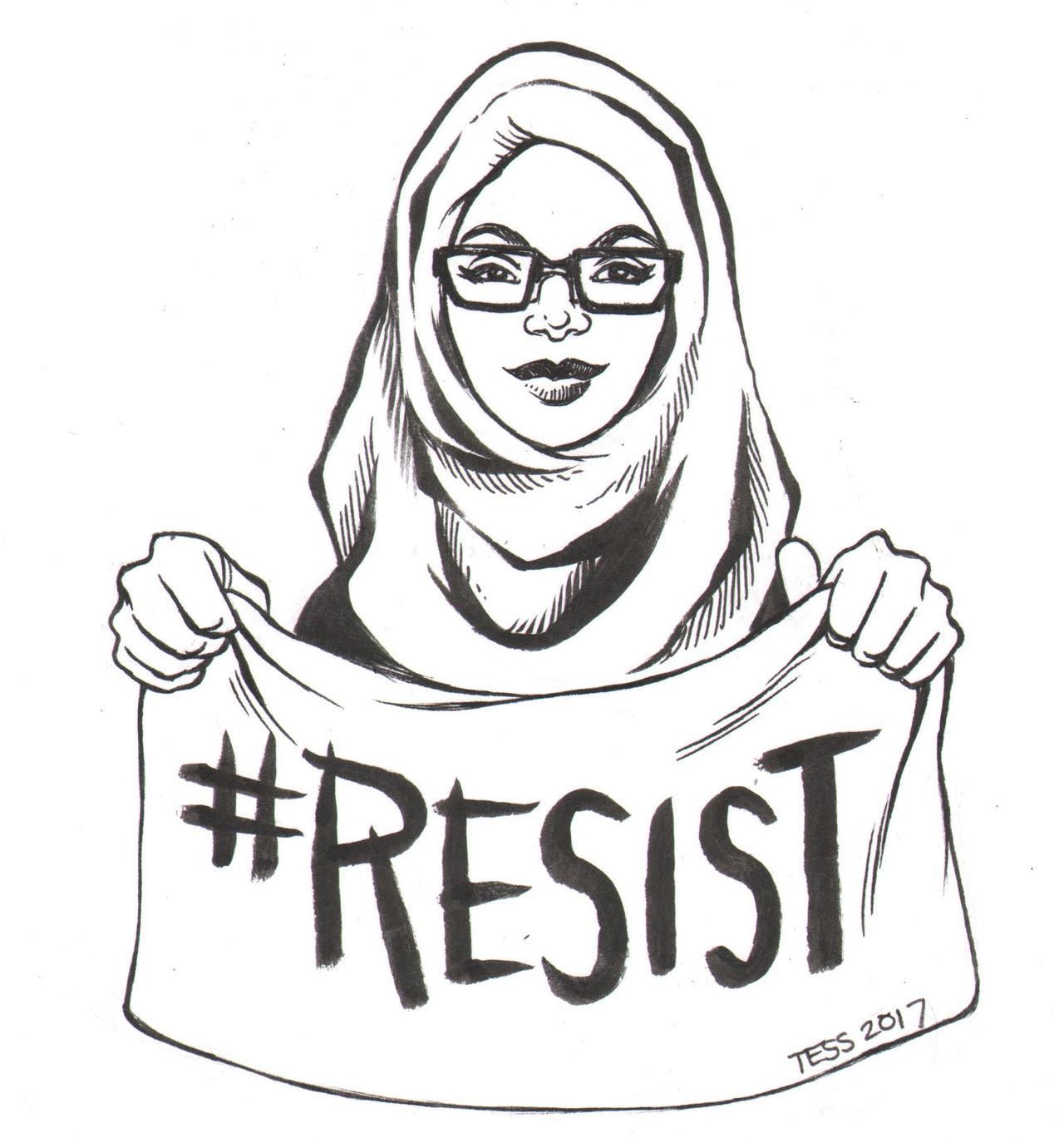 Resist by TessFowler