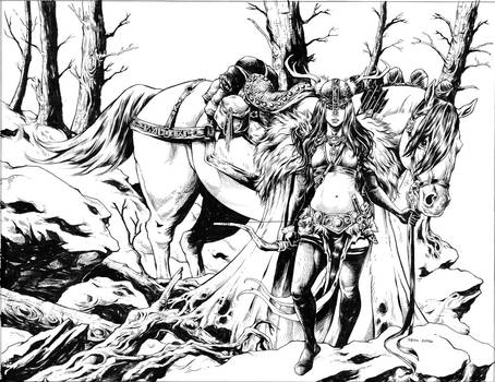 Heathen Cover Art