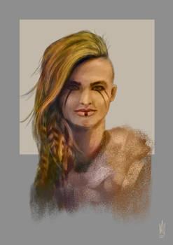 Viking Portrait II