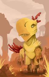 Dino Chicken