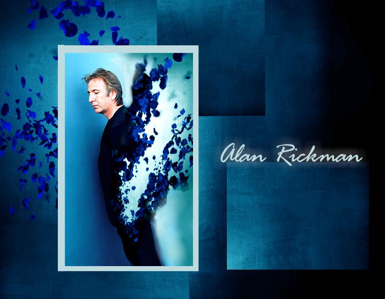 Alan Rickman wallpaper by AlanRfreak