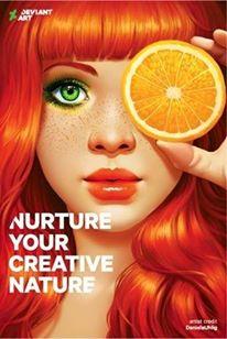 Nurture Your Creative Nature by CatherineDoberva on DeviantArt