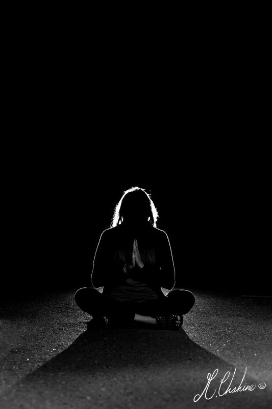 Midnight Prayer by mchahine