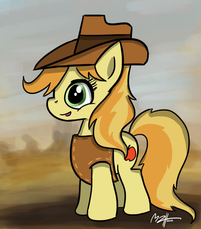 ATG Week 51: Female Braeburn by MateusUK