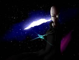 RefuseTale WD Gaster (contest entry) by Shina-X
