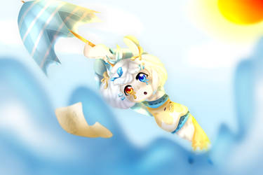 Kya .:GIFT:. by Shina-X