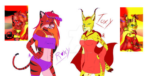 Roxy and Toxy .:REDRAW:.