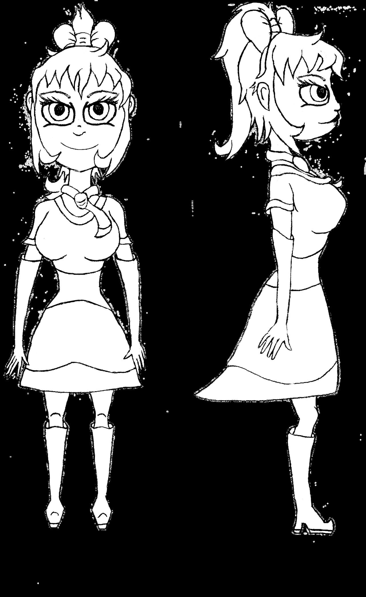 Sylvia Digital Sketch Wip By Queen Of Bread On Deviantart