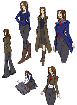Female Doctor Outfit Designs