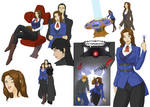 Female Doctor Concepts (again)