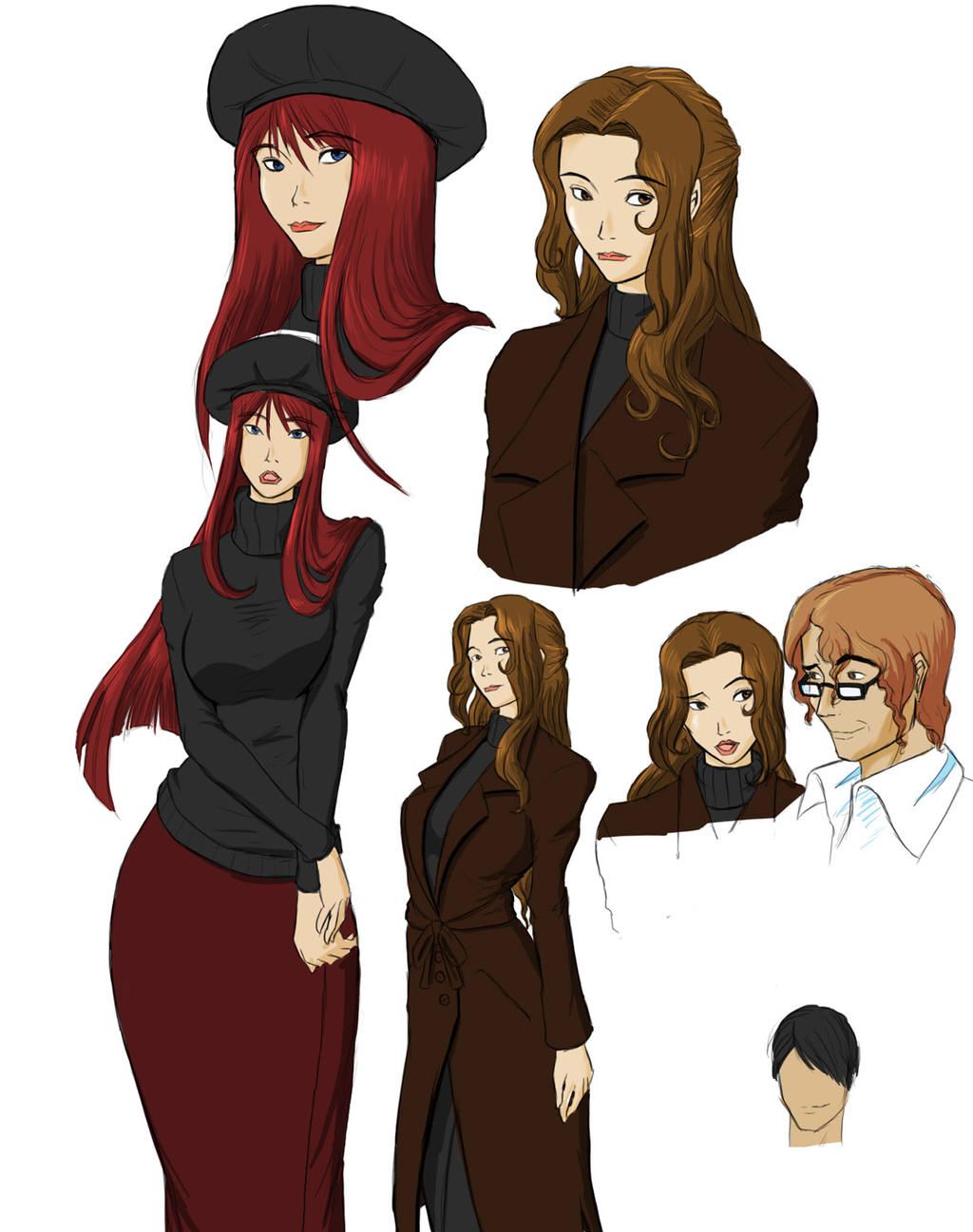 Character Design Oc : Image gallery oc characters