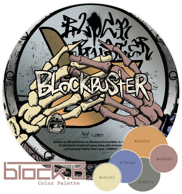 Block b nillili mambo download album covers