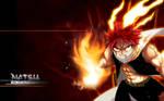 Natsu Fire  Wallpaper