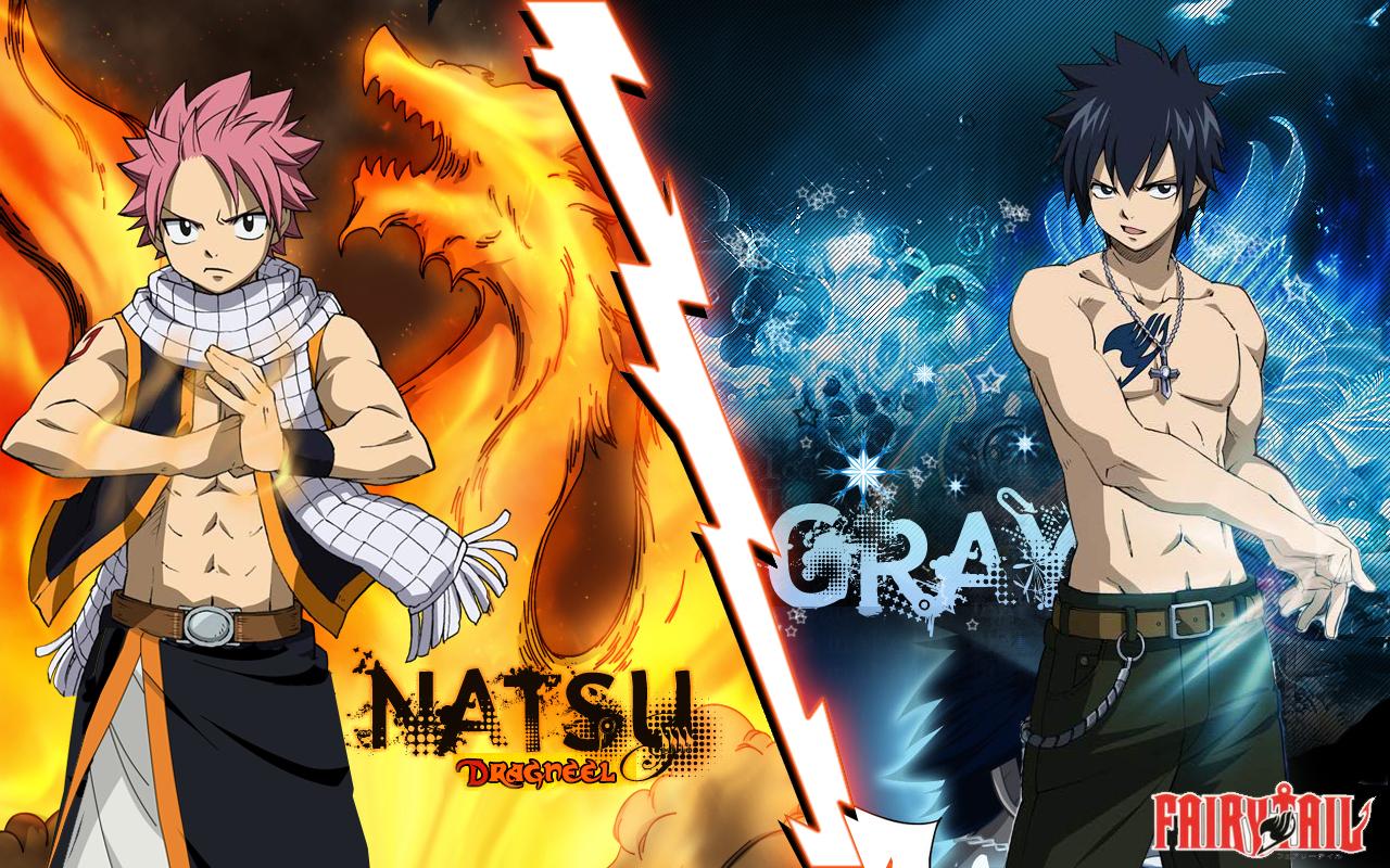 Natsu vs. Gray | Fairy Tail Couples Wiki | FANDOM powered by Wikia