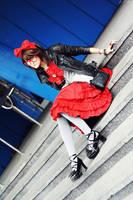 Punk lolita by JayLorenzo