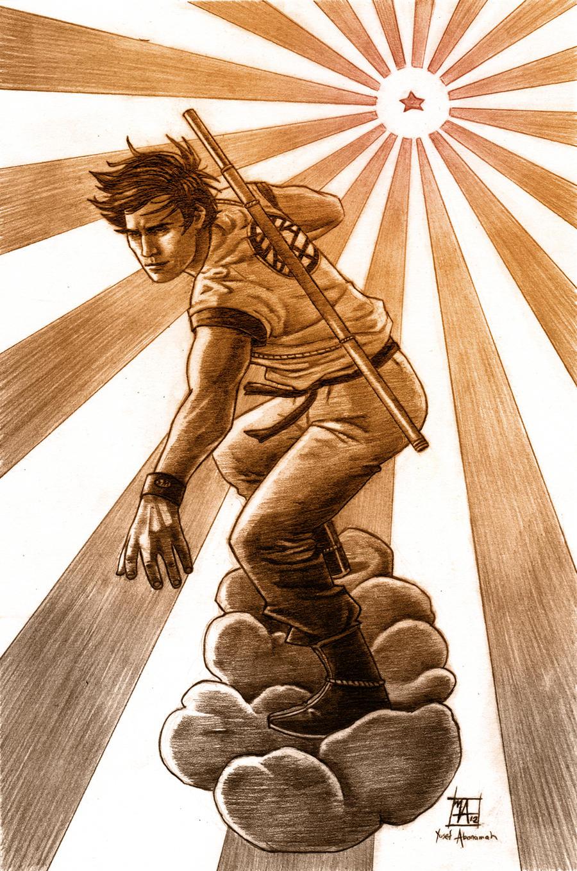 Goku by yusef-abonamah