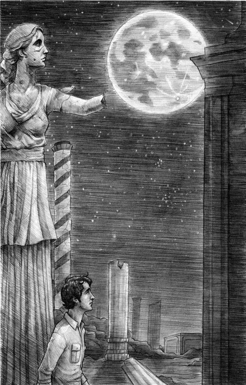 The Smith on Lemnos by yusef-abonamah