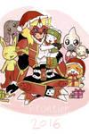 Digimon Christmas