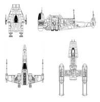 Rebel Fighters by Codemus