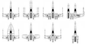 X-Wing Mods by Codemus