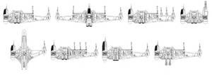 B-Wing Mods by Codemus