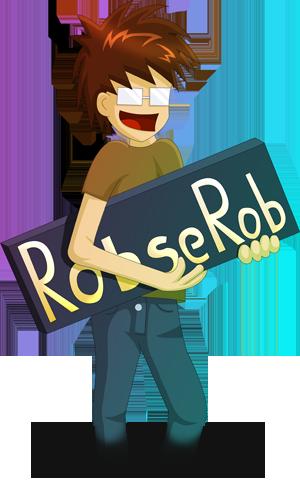 RobseRob logo by Robserob
