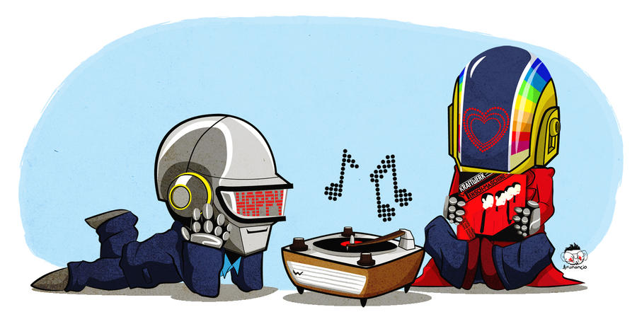 WeAreTheRobots.jpg by brunancio
