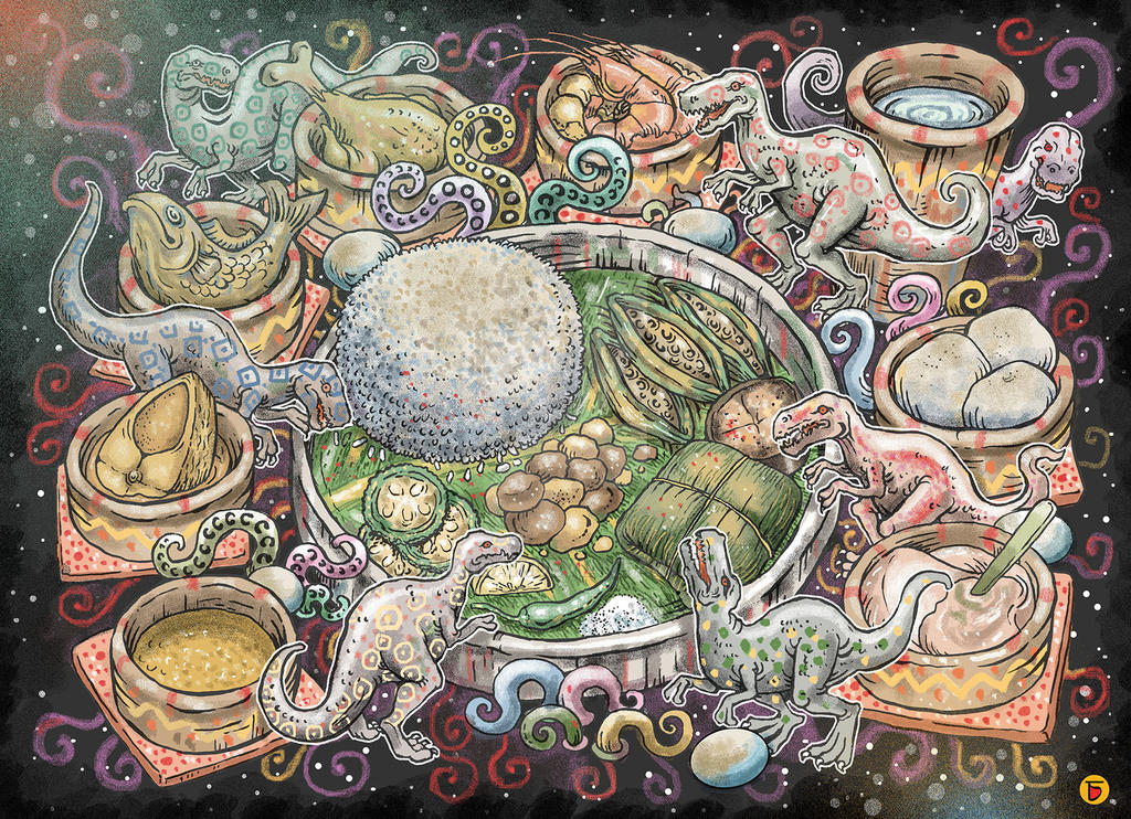A Midsummer Night's Dream by Charbak