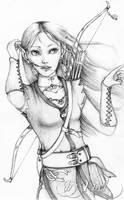 DSA Elfe by DarthSmall