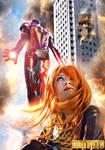 Iron Man / Black Widow