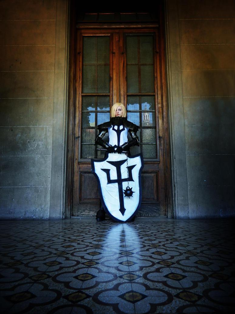Crusader - Diablo III by IssssE