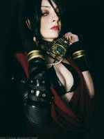 Morrigan - Dragon Age by IssssE