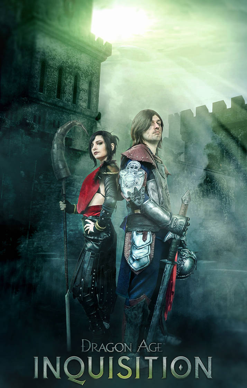 Inquisitor and Morrigan