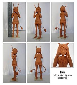 .:Iso figurine prototype:.