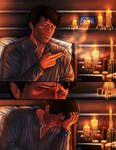 Endverse!Cas by tiny-fallen-angel
