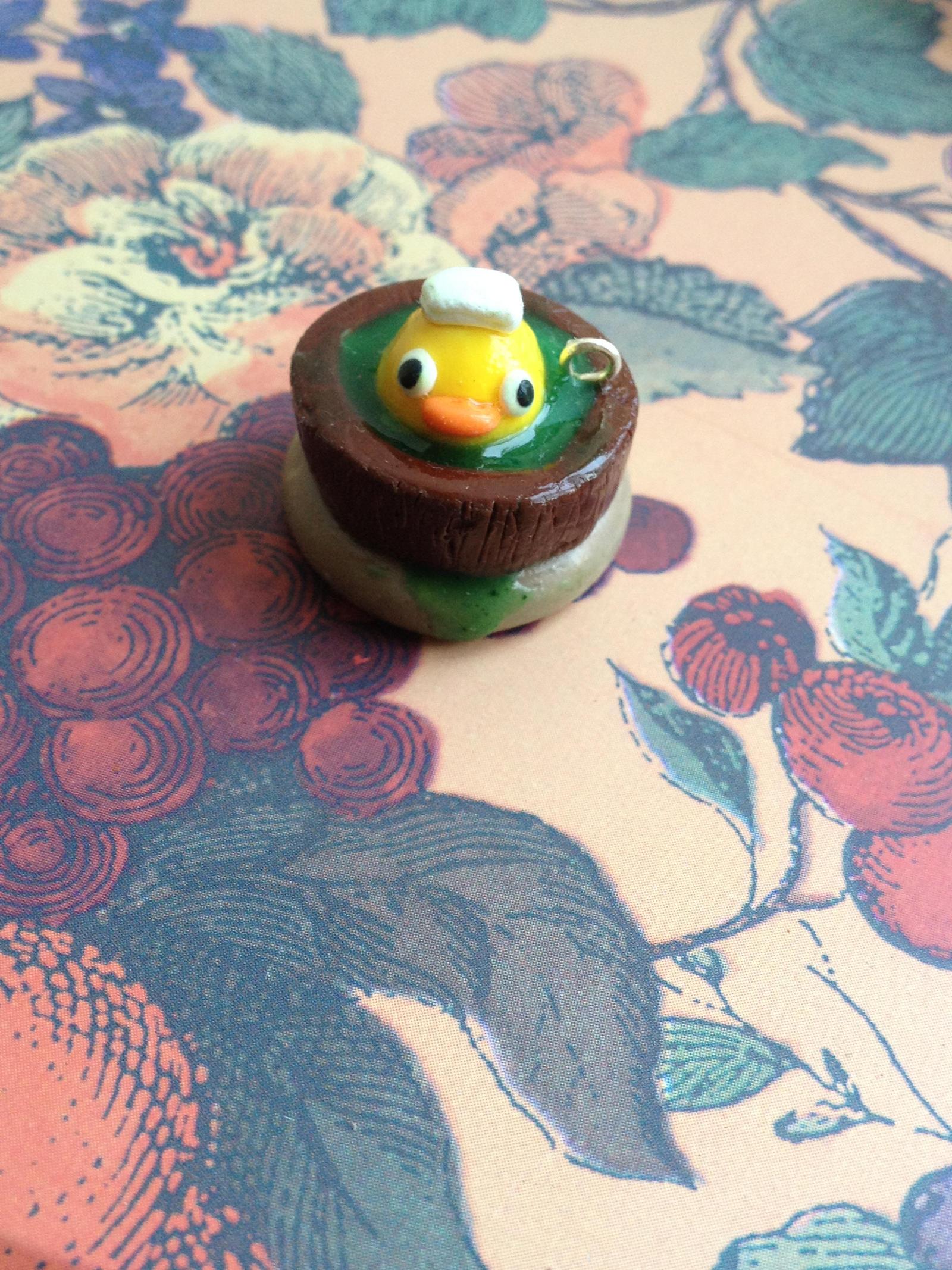 Spirited Away Duck Bath By Wish4000 On Deviantart