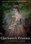 Clockwork Princess Cover