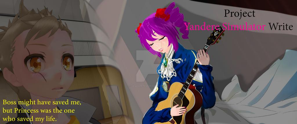 Yandere Simulator Write | Saved by JasonWrite96