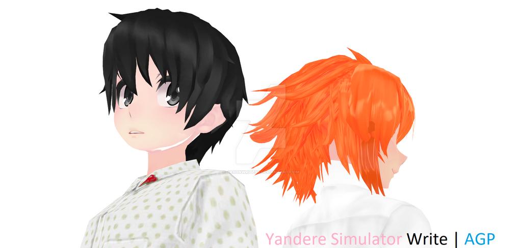 Yandere Simulator Write | Project A.G.P by JasonWrite96