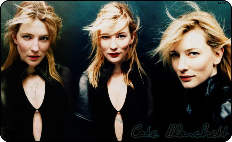 Blend - Cate Blanchett by brok3nmirror