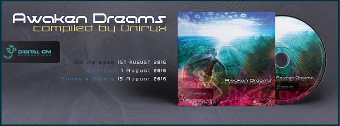 VA - Awaken Dreams by Oniryx @ Digital Om