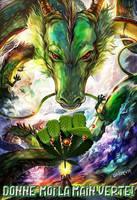 Donne-moi la main verte Sheron!