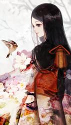flowers by jayuu